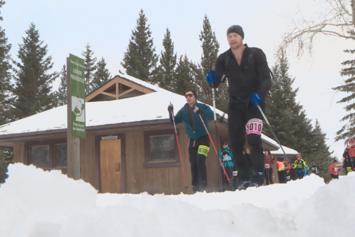 Return of the Canadian Birkebeiner Ski Festival sees good conditions for athletes