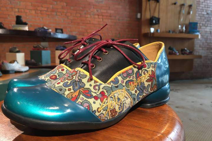 Shoes for the soul: Canadian shoe designer creates perfect pair for Calgary woman
