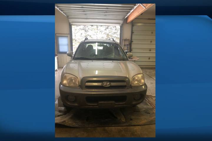 Stettler RCMP investigating after woman's vehicle shot in central Alberta