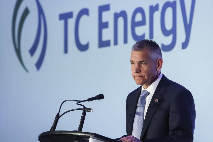 TC Energy CEO 'extremely disappointed' by Coastal GasLink pipeline opposition