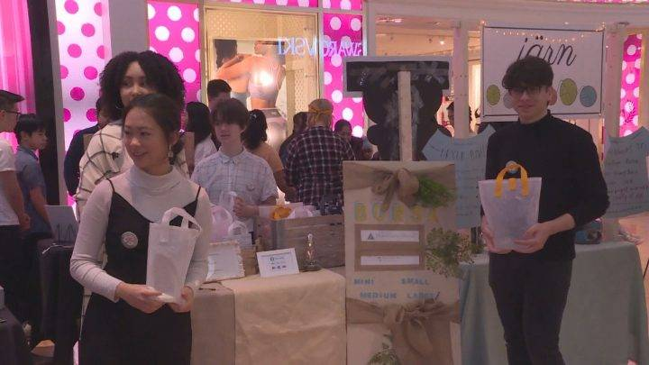 Teen turned entrepreneur: Alberta students create innovative eco-friendly products