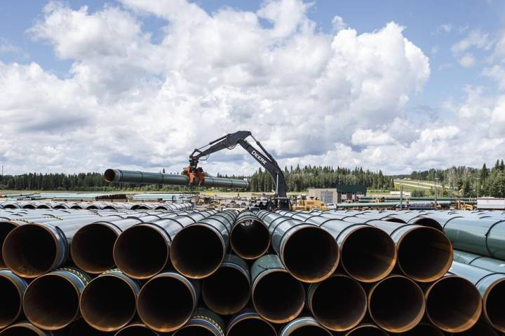 Trans Mountain pipeline expansion now estimated to cost $12.6B, finish in 2022
