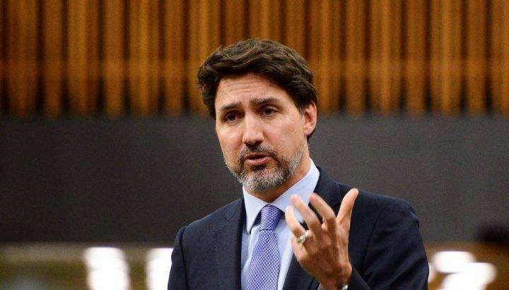 Trudeau urges for 'peaceful' end to blockades after Tyendinaga Mohawk rail line arrests