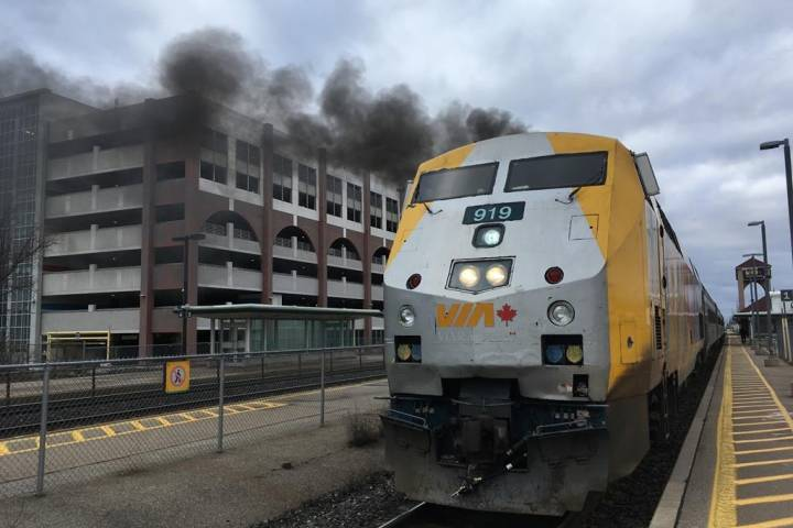 Via Rail to resume partial service on Eastern Canada routes starting Tuesday
