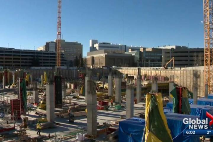 Alberta construction sites allowed to continue with precautions during COVID-19 pandemic