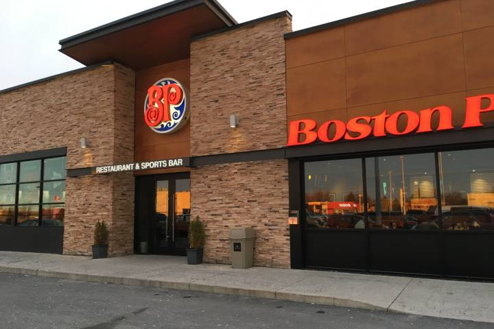 COVID-19 pandemic forces Boston Pizza International to lay off half of its corporate staff