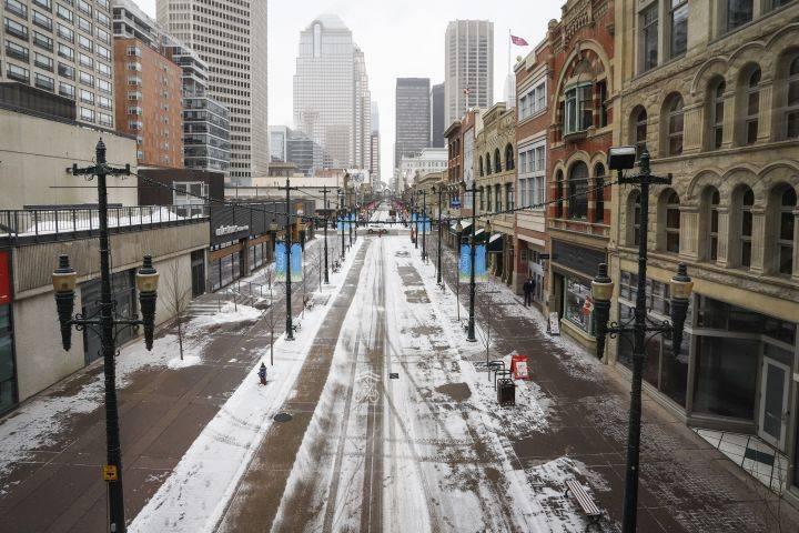 Calgary businesses adapt amid COVID-19 pandemic