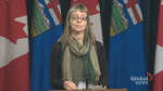 Confirmed coronavirus cases in Alberta at 39; 2 in intensive care