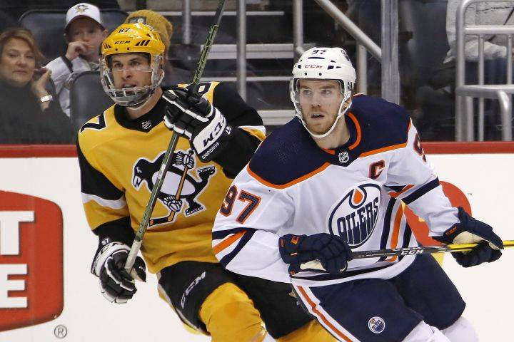Connor McDavid, Sidney Crosby favourites again in annual NHLPA poll