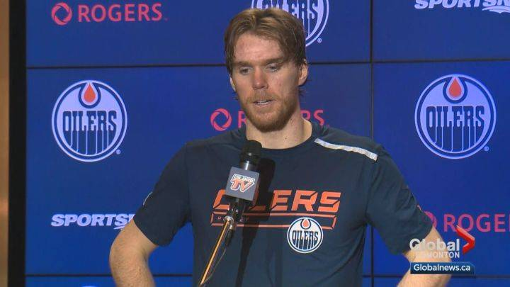 Connor McDavid says 'a full season's a fair season' amid COVID-19 pandemic