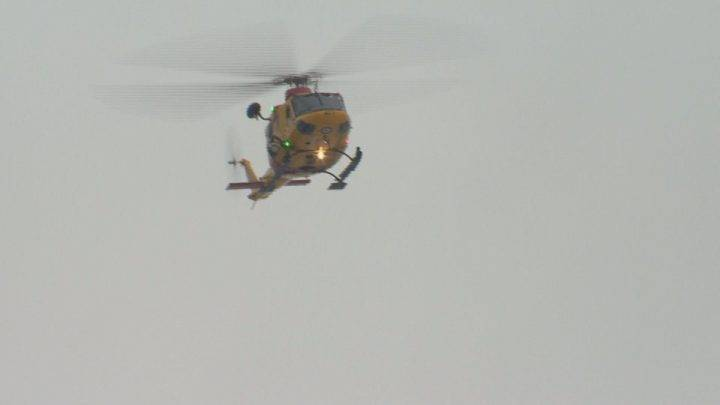 Debunking Calgary COVID-19 myths: Are helicopters used to spray disinfectant across the city?