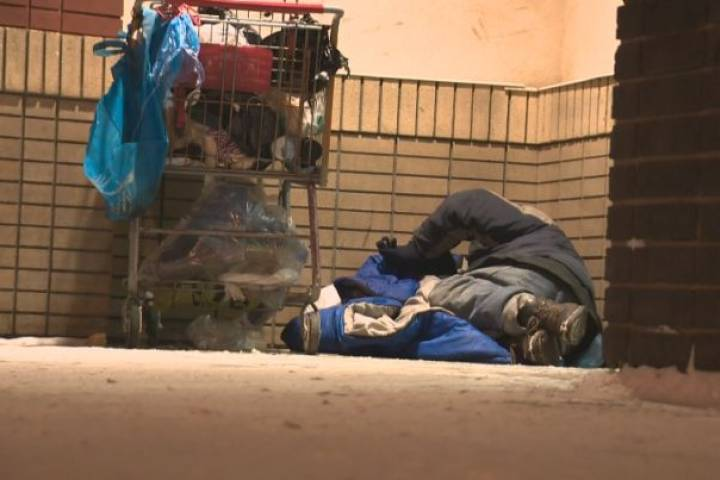 Edmonton charities launch 'urgent' campaign for cash-only donations to buy clothing for homeless