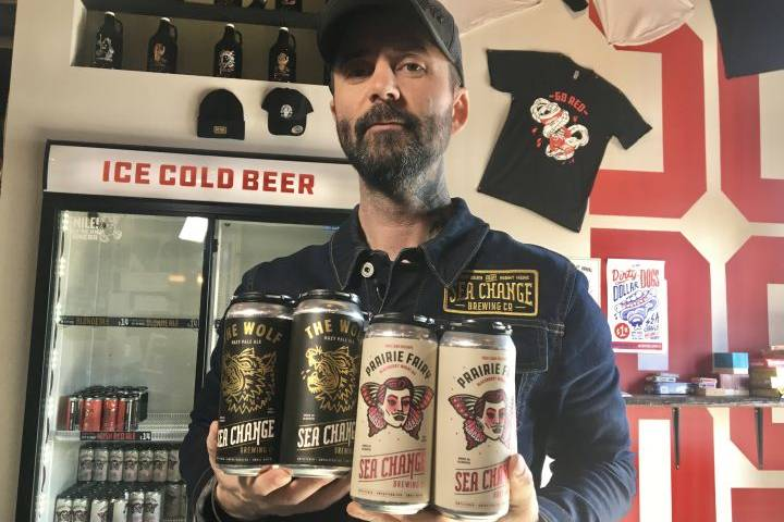 From books to beer, COVID-19 sparks delivery boom in Alberta