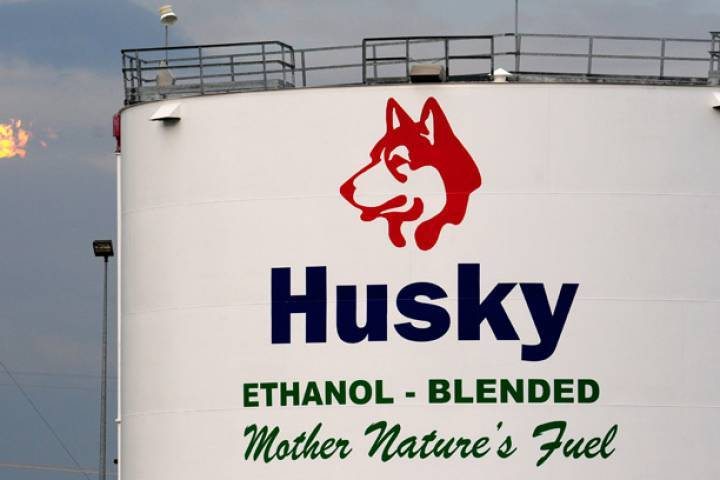 Husky Energy is cutting spending by $1 billion this year