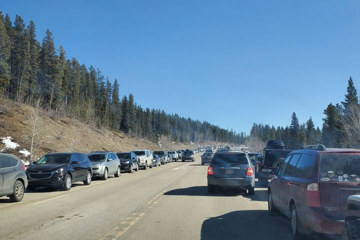 Locals worried as people still head to Rocky Mountains despite COVID-19 pandemic