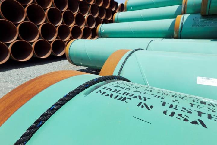 TC Energy says it is going ahead with US$8 billion Keystone XL Pipeline