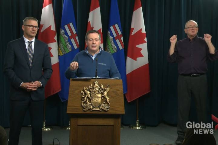 There's a 'special place in hell' for scammers amid COVID-19 pandemic, Alberta premier says