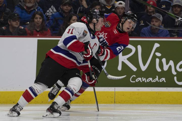 Oil Kings forward Jake Neighbours' draft year cut short