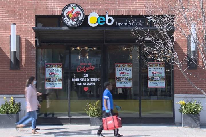 COVID-19 rent relief for small businesses 'essential' to survival: Calgary restaurant