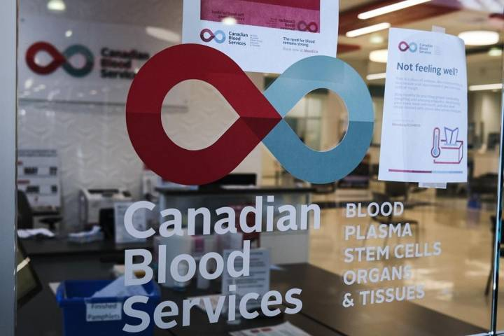 Canadian Blood Services sees increase in Alberta donations after call to action
