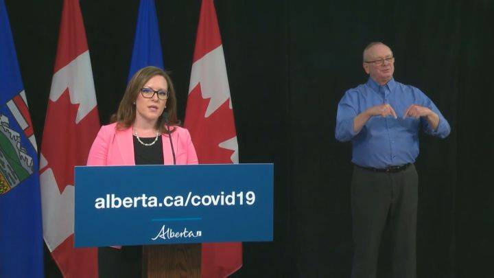 Children's services minister says Alberta working to use more hotels as COVID-19 isolation centres