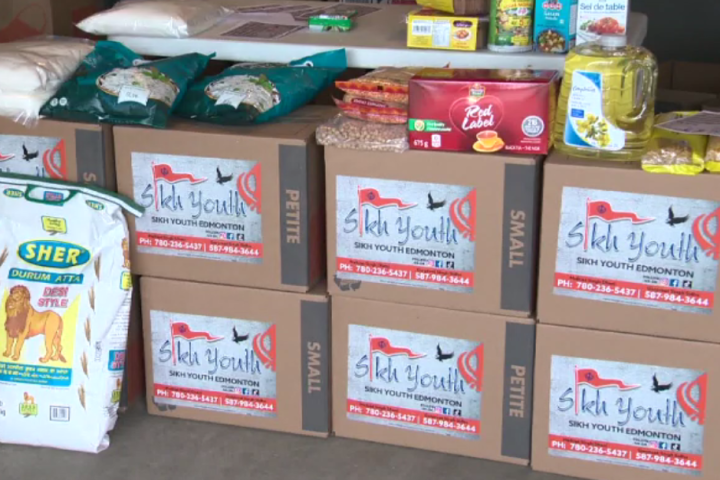 Coronavirus: Alberta groups join forces to help people struggling to afford food