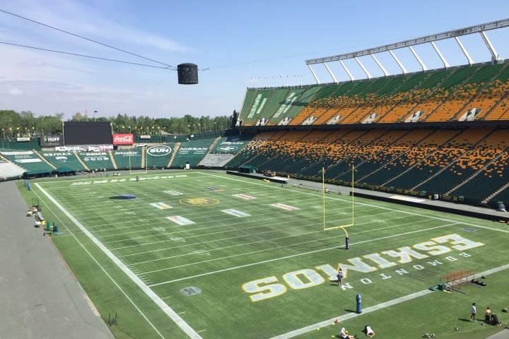 Edmonton Eskimos announce layoffs amid COVID-19 crisis