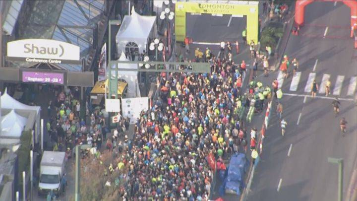 Edmonton Marathon cancelled due to COVID-19, organizers say race may face changes because of pandemic