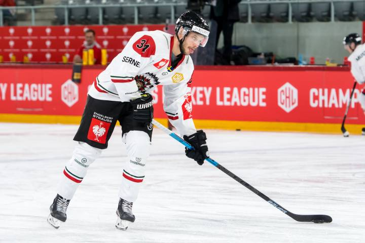 Edmonton Oilers sign defenceman Theodor Lennstrom out of Sweden