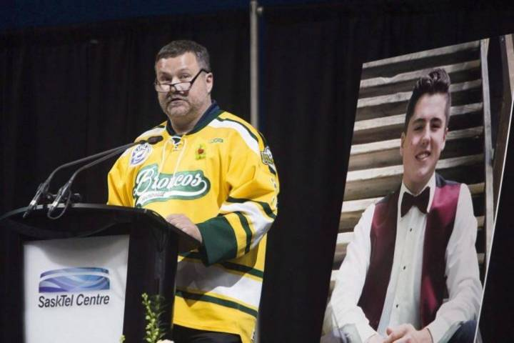 Humboldt Broncos: Family, leaders mark 2nd anniversary of tragic bus crash