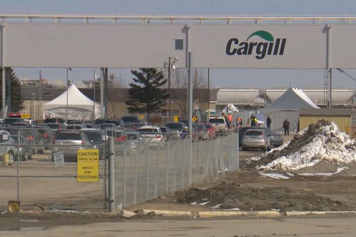 New measures added at High River, Alta., Cargill plant after workers raise coronavirus concerns