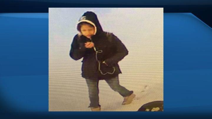 Police release image of 1 of 3 suspects in violent north Edmonton carjacking