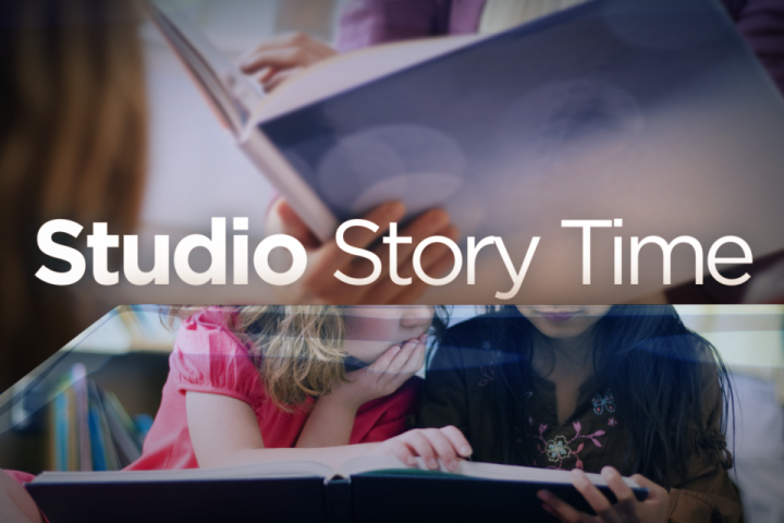 Studio Story Time: Global Calgary personalities read children's books online for cooped-up kids