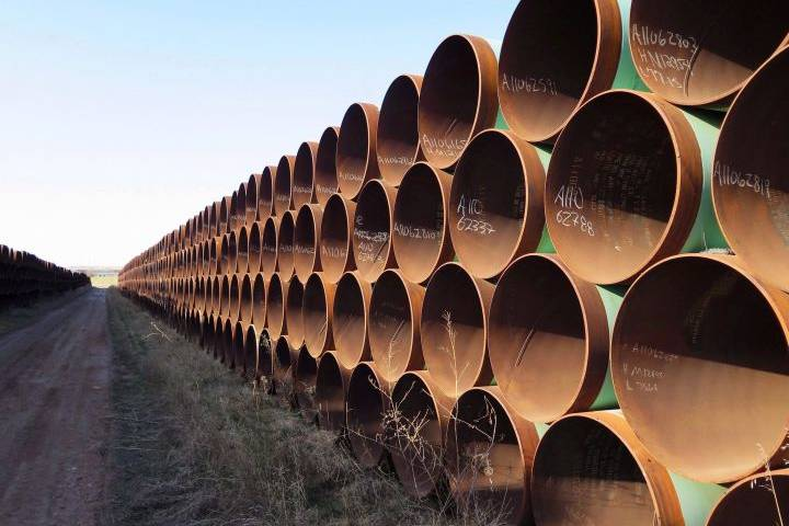 U.S. border construction projects like Keystone XL spur rural coronavirus fears