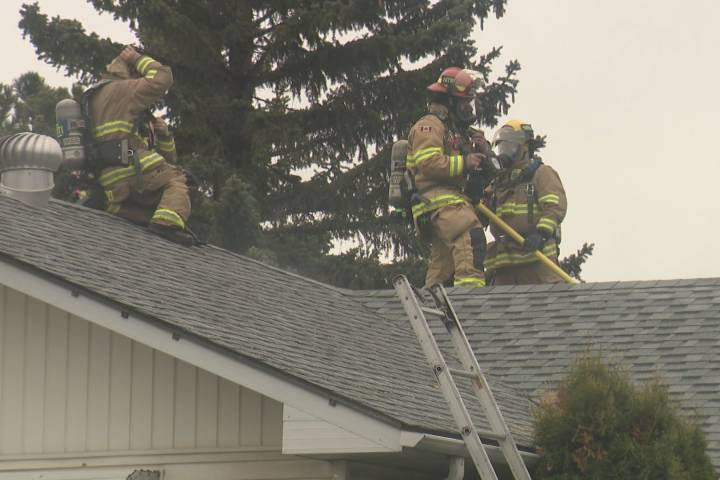 9 people displaced after Thorncliffe house blaze: Calgary Fire Department