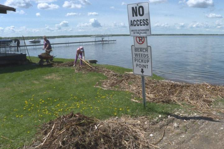 Alberta Beach residents get some needed support following area flooding