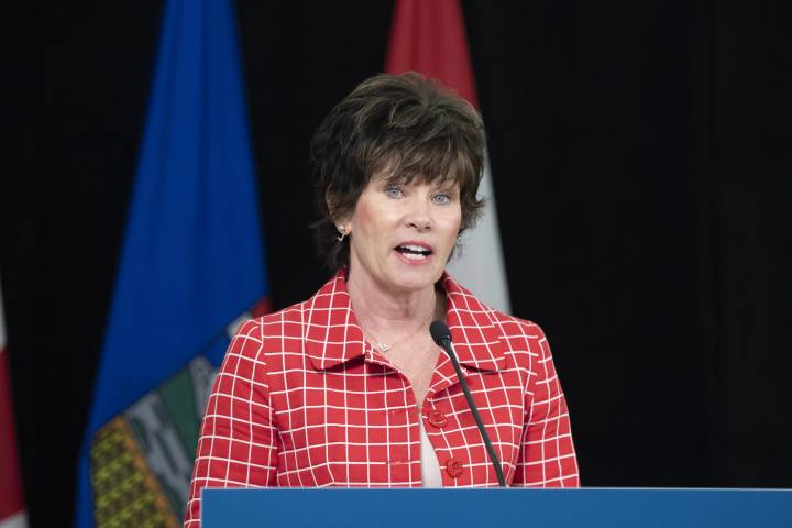 Alberta government stands by Energy Minister Sonya Savage's pipeline and COVID comments