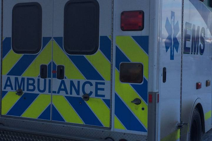 Boy, 6, hospitalized after falling from second storey in Edmonton Friday: AHS