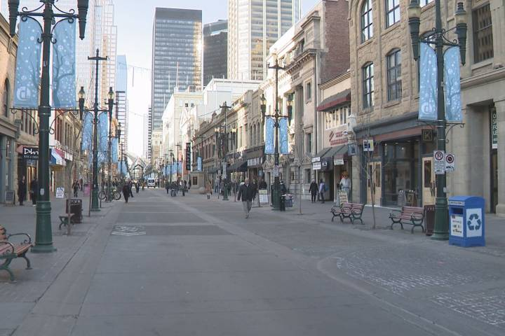 Calgary to limit vehicles on Stephen Avenue to make room for pedestrians, patios