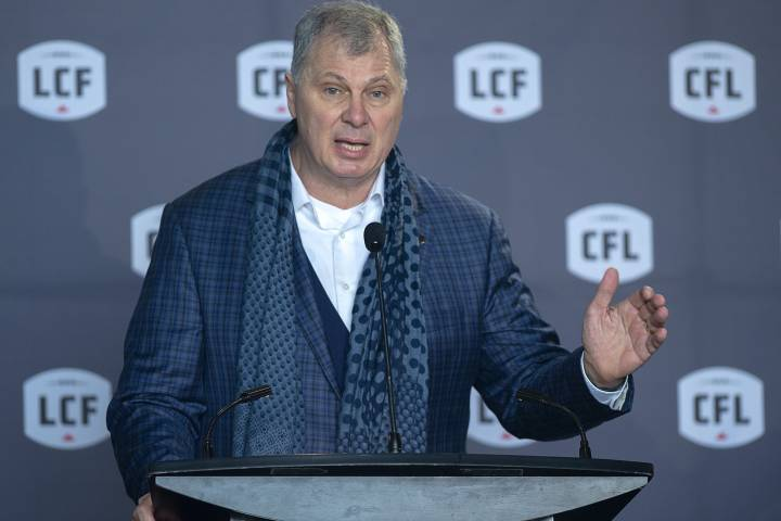 Coronavirus: Cancellation of CFL season is 'most likely scenario', commissioner says