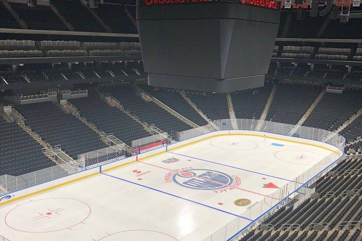 Edmonton Oilers pitch joint bid with city, province to host NHL games
