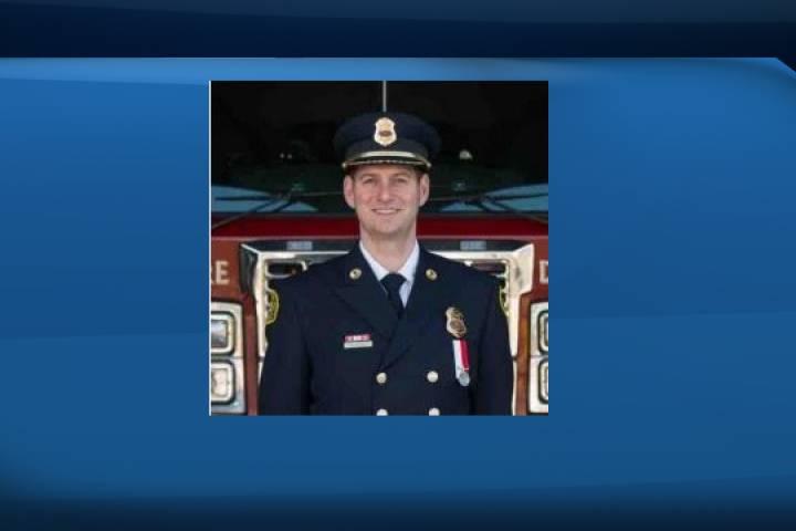 Edmonton announces new fire chief