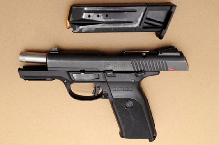 Edmonton gun seizure leads to organized crime charges against Airdrie man: ALERT