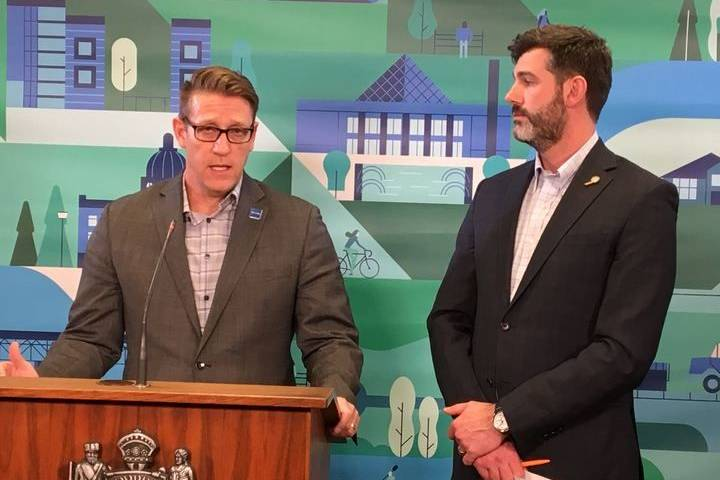 Edmonton mayor says funding situation for cities has become 'more dire'