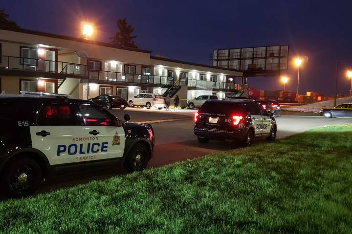 Edmonton police investigating suspicious death at southside motel