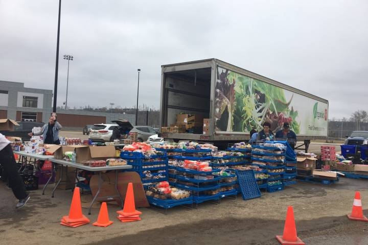 Fort McMurray flood: Resident support ramps up as cleanup looms