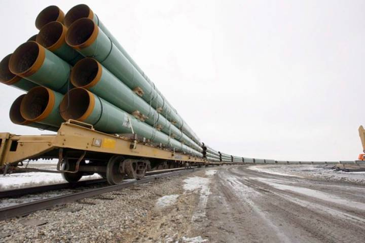 Joe Biden vows to rip up Keystone XL pipeline approvals if elected U.S. president