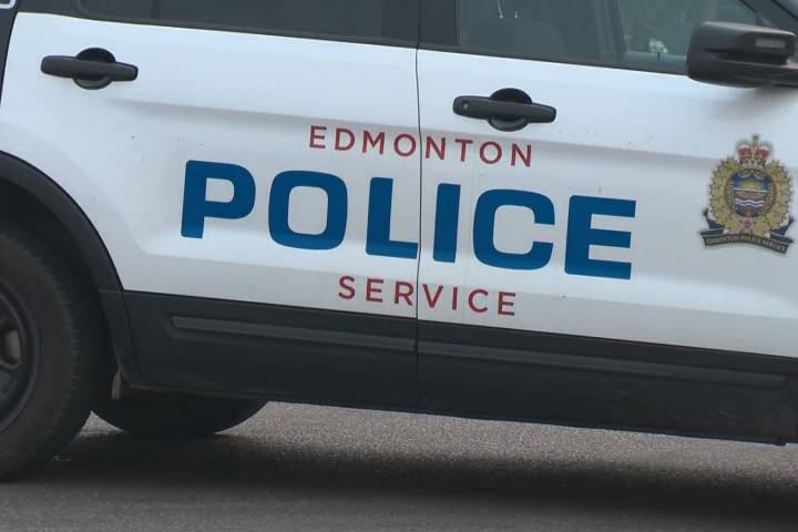 Manning Drive closed as Edmonton police investigate serious collision between U-Haul truck and motorcycle