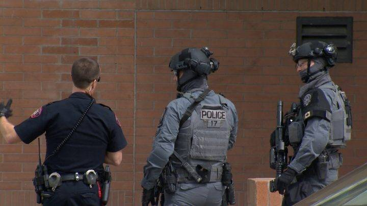 Police respond to report of gunfire at southwest Calgary apartment