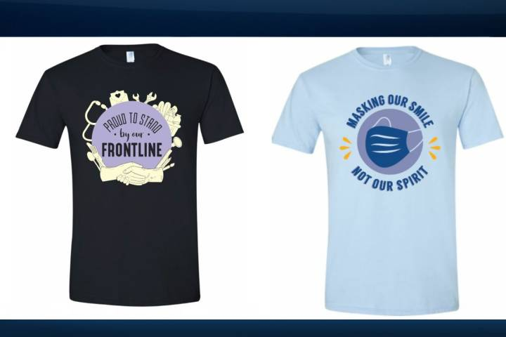 Print Machine in Edmonton launches #FrontlineTees to support Covenant Foundation amid COVID-19
